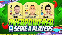 FIFA 20 | MOST OVERPOWERED SERIE A PLAYERS 💪✅| MOST BEST OP EPLPL | FIFA 20 ULTIMATE TEAM