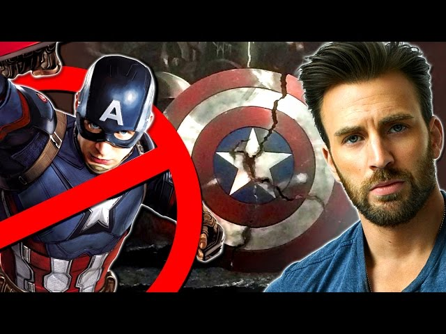 Chris Evans No Longer Captain America?!
