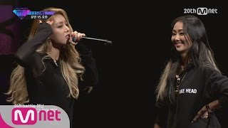 [Korean Reality Show UNPRETTY RAPSTAR2] TOP Idols' Diss Battle l Kpop Rap Audition  EP.04