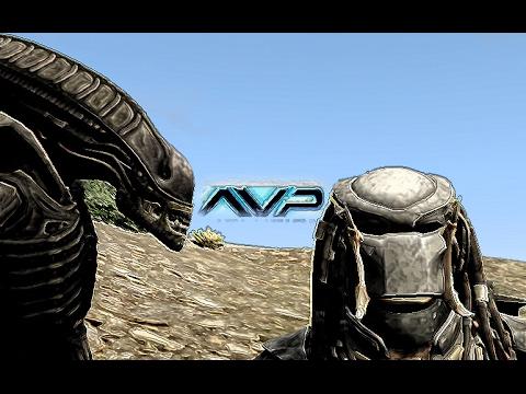 Alien VS. Predator (GTA 5)