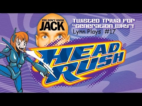 YOU DON'T KNOW JACK HEADRUSH (I am the one who wins!) #17