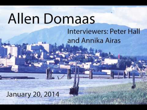 Allen Domaas Part One