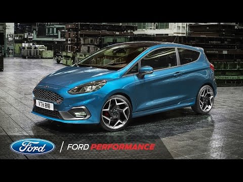 The All-New Ford Fiesta ST Unleashed: Official Debut | Fiesta ST | Ford Performance