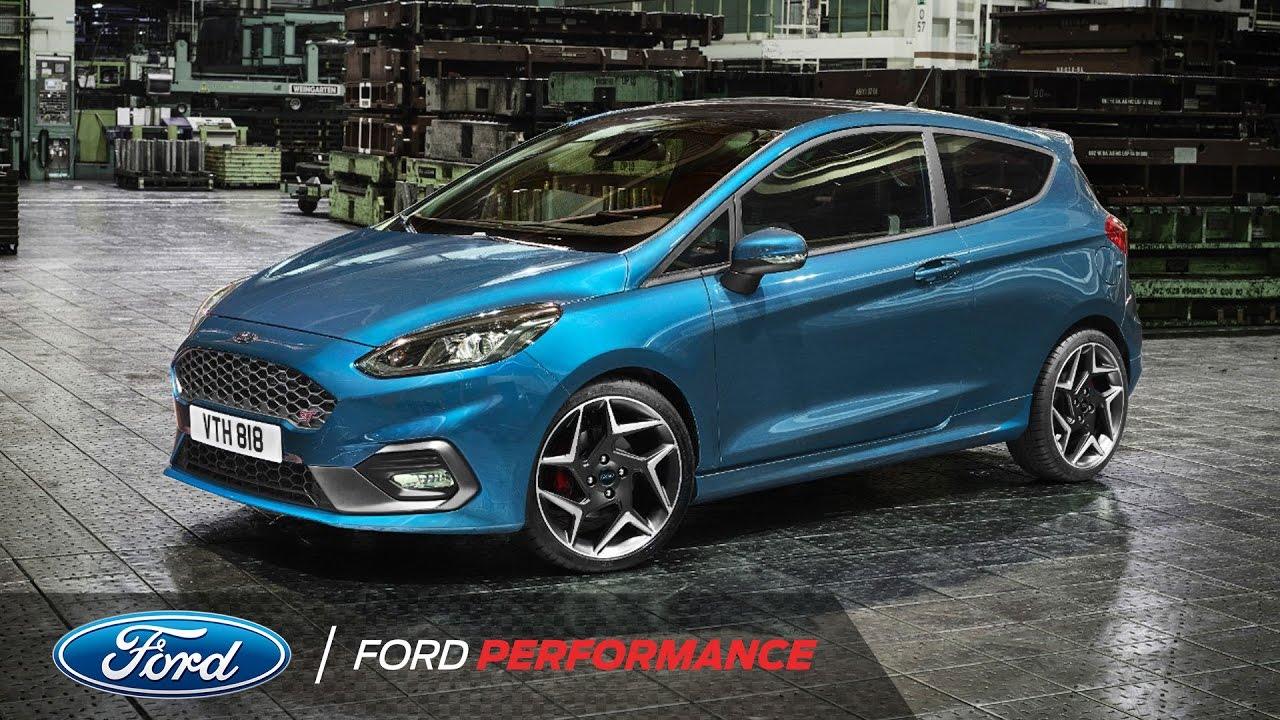 the all new ford fiesta st unleashed official debut fiesta st ford performance youtube. Black Bedroom Furniture Sets. Home Design Ideas