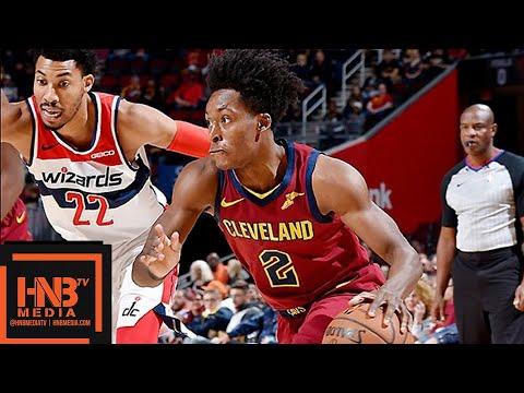 Cleveland Cavaliers vs Washington Wizards Full Game Highlights | 12.08.2018, NBA Season