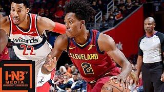 Cleveland Cavaliers vs Washington Wizards Full Game Highlights | 12.08.2018, NBA Season thumbnail