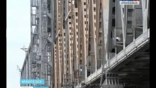Сегодня в Архангельске перекроют ж/д мост(Железнодорожный мост в Архангельске сегодня перекроют для всех видов транспорта. С 9 часов вечера начнут..., 2015-08-11T09:50:28.000Z)