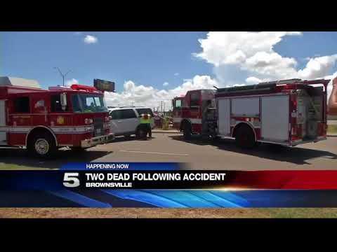 Fatal Crash in Brownsville Leaves 2 Dead, 1 Injured