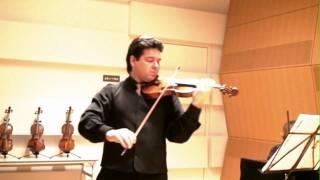 5.思い出/ドルドラ(Souvenir for Violin & Piano/Drdla)