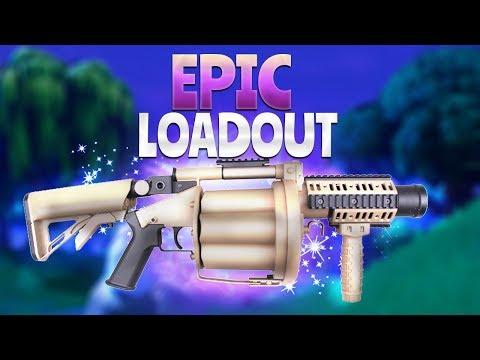 EPIC LOADOUT (Fortnite Battle Royale)