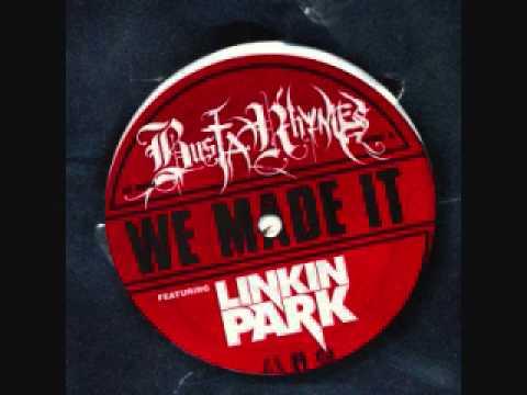 Linkin Park - Busta Rhymes feat. Linkin Park - We Made It (Acapella)