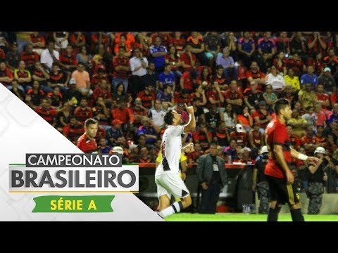 Melhores Momentos - Sport 1 x 1 Vasco - Série A (25/09/2017)