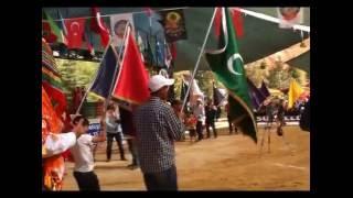 Gambar cover Kardeşlik Kültür ve Dayanışma Yörük Türkmen Derneği mehteran gösterisi