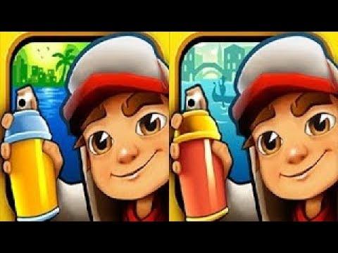 Subway Surfers Venice VS Madagascar iPad Gameplay for Children HD #144