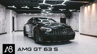 Mercedes-AMG GT 63 S 4MATIC+ 4-Door Coupe | Just Missing Wings
