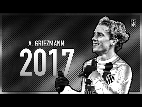 Antoine Griezmann 2017 - Skills & Goals | Hotline Bling ᴴᴰ