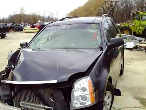 2004 04 cadillac SRX parts car S90042 - YouTube