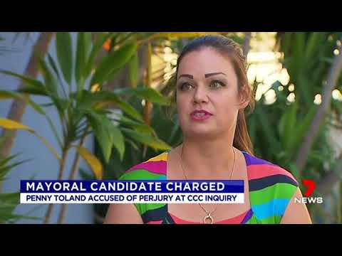Gold Coast mayoral candidate Penny Toland to fight perjury charges