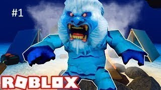 🥶17,000 Years Ago in the Arctic!! Roblox Time Travel Adventures #1🥶