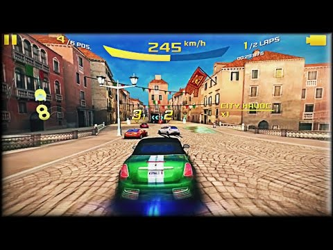 Asphalt 8: Airborne Game (4 races) (Mobile)