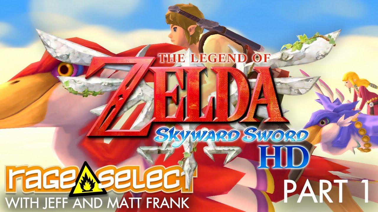 The Legend of Zelda: Skyward Sword HD (The Dojo) Let's Play - Part 1