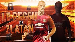 FIFA 17 : AVOIR LE REGEN DE ZLATAN IBRAHIMOVIC EN CARRIÈRE MANAGER !