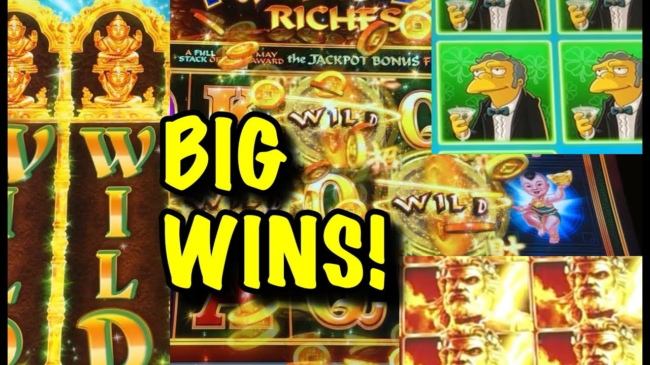 Largest Slot Machine Win