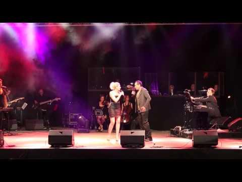 16. Sommernacht des Musicals - Ethan Freeman und Sabrina Weckerlin