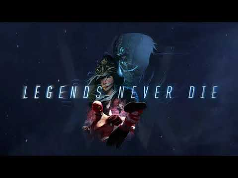 Legends Never Die [Alan Walker Remix] | Worlds 2017 - League of Legends【1 HOUR】