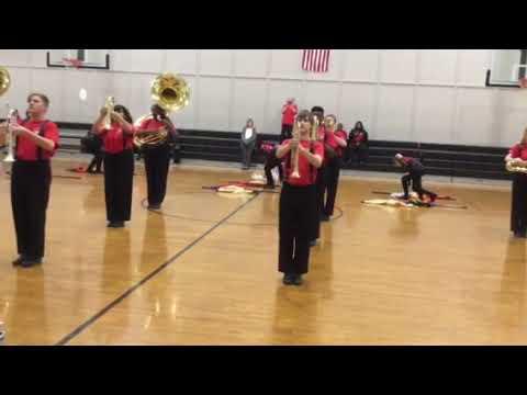 McGehee High School Region III Marching Assessment