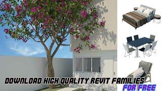 Revit Architecture | Download High Quality Revit Families For Free