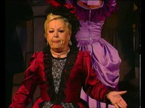 "Tango de Doña Virtudes de ""La Gran Vía"""