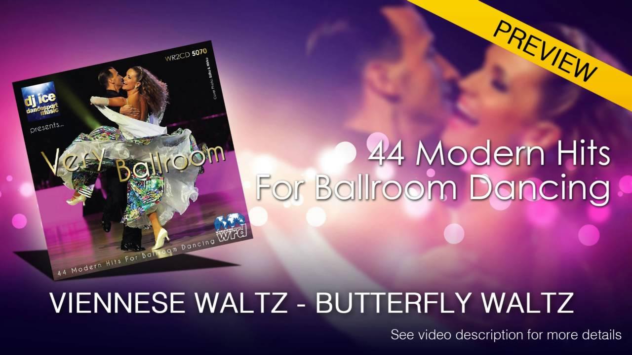 VIENNESE WALTZ | Dj Ice - Butterfly Waltz (59 BPM) - YouTube