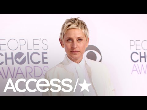 Ellen DeGeneres Reveals Her Father Passed Away At Age 92: See Her Moving Tribute