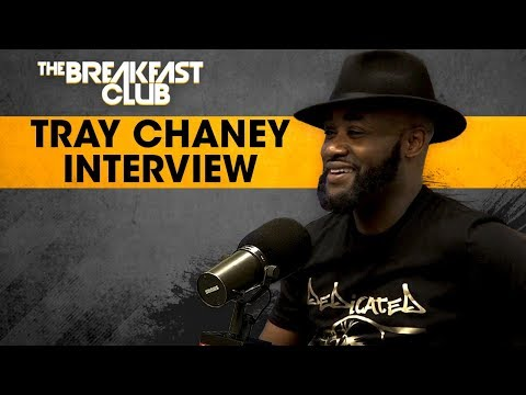 Tray Chaney Talks About His Role On 'Saints And Sinners', 'The Wire', His New Music + More