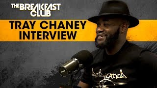 Baixar Tray Chaney Talks About His Role On 'Saints And Sinners', 'The Wire', His New Music + More