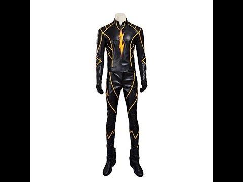 The Flash Savitar Costume Kids