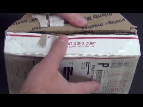 Unboxing 10oz Prospector Silver Bars from Provident Metals