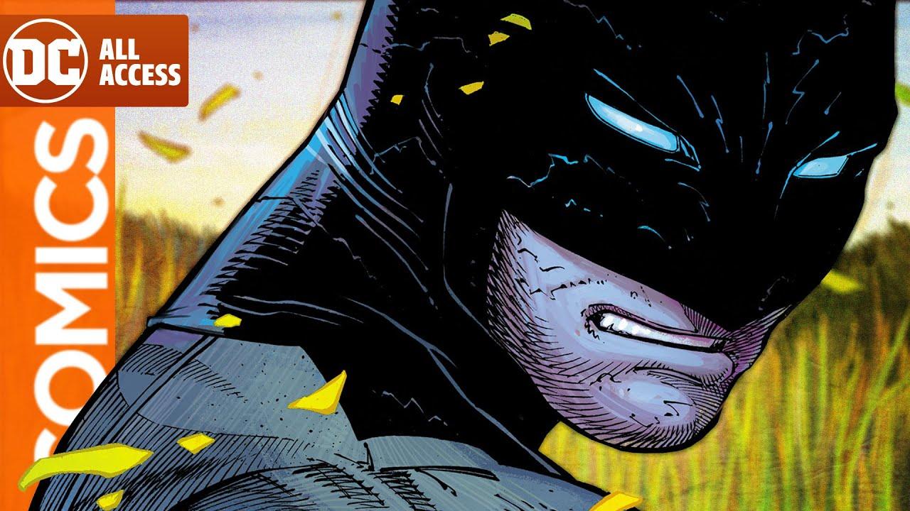 FIRST LOOK All Star Batman Art Reveals New Dark Knight