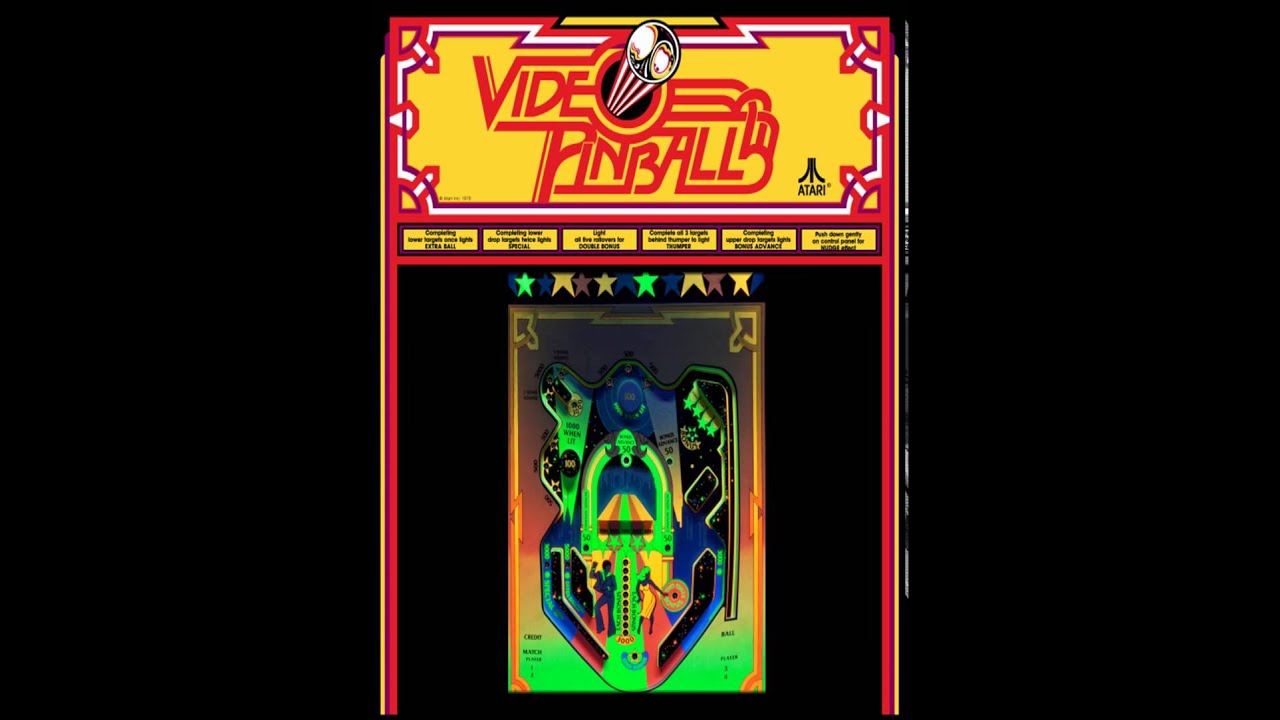 Pinball construction set - Video Pinball Mame Shortplay