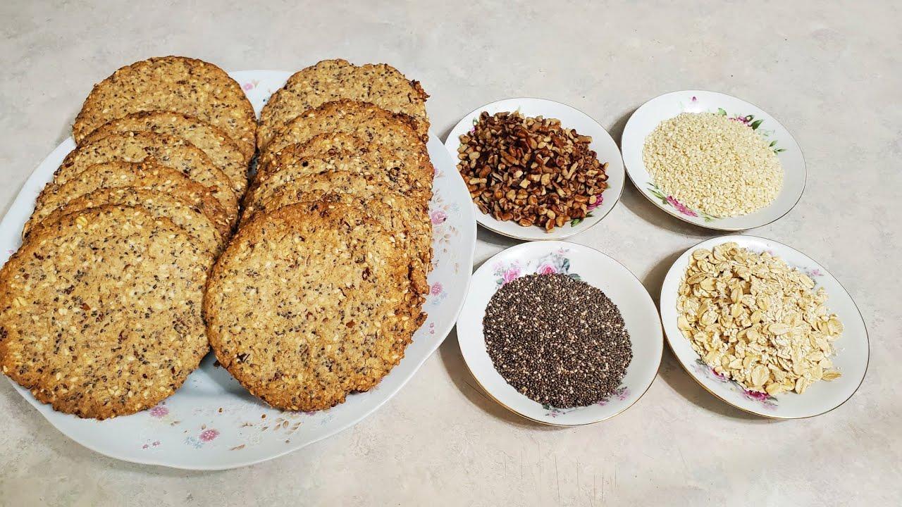 Como hacer galletas integrales