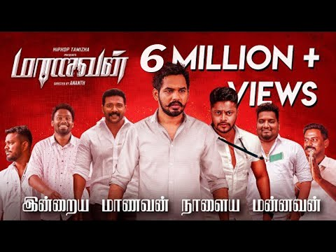 Hiphop Tamizha - #Maanavan (Official Video)