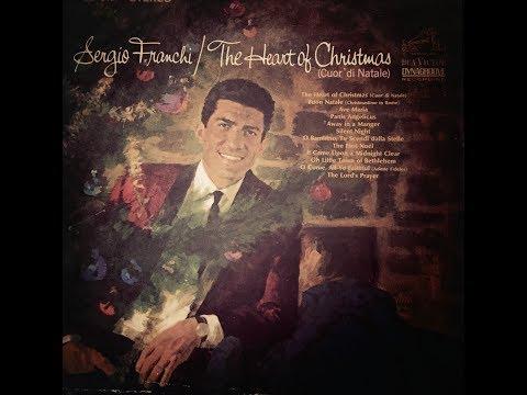 Sergio Franchi: The Heart of Christmas (Cuor' Di Natale)