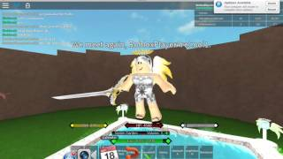 Roblox FSL 3 - How to Get Angelic Sword.
