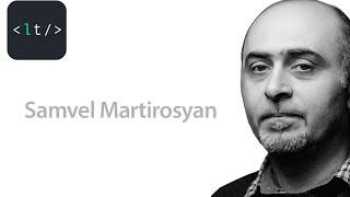 IT վարպետ Samvel Martirosyan