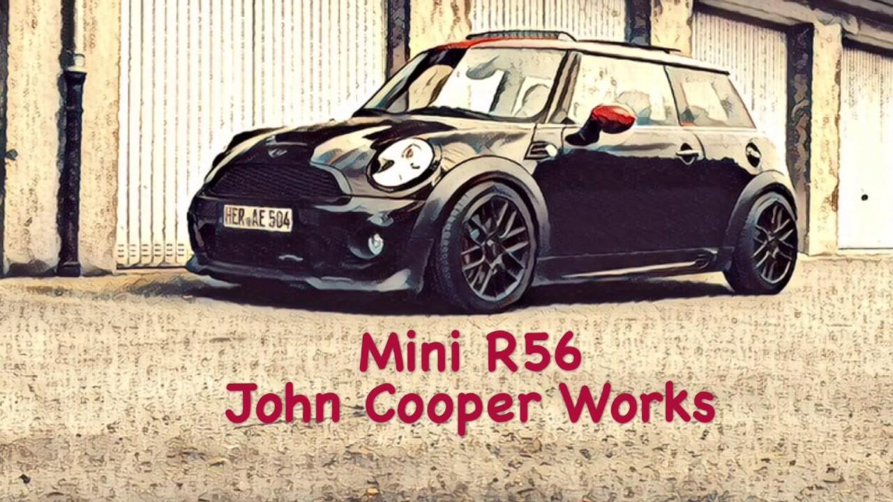 Schaltplan Mini Cooper R56