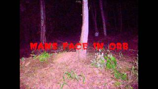 the haunted rogersville cabin ghost caught on tape video in the woods of the cemetery
