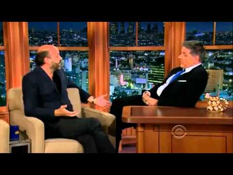Scott Adsit on Craig Ferguson 11 July, 2013 Full
