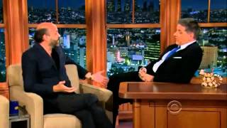 Scott Adsit on Craig Ferguson 11 July, 2013 Full Interview