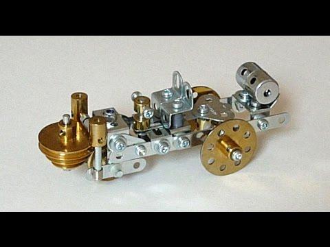 Meccano Micromodel - Fardier de Cugnot